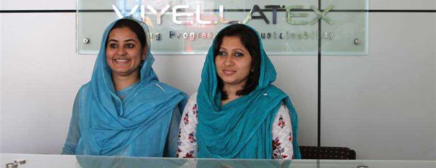 Texdata International - Bangladesh's Viyellatex installs Thies