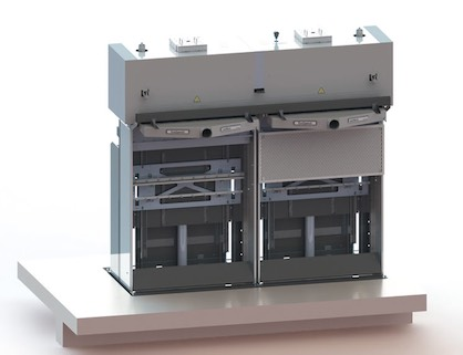 Setting new standards in polyamide microfiber yarn manufacturing: the EvoQuench PA radial quenching system (c) 2019 Oerlikon