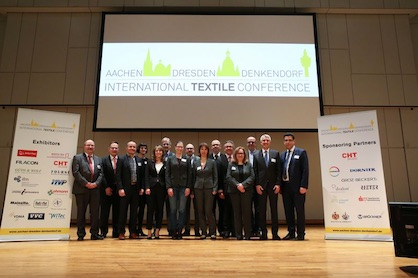 The organizers are looking forward to welcoming textile industry professionals from all over the world to share and discuss latest results from research (c) 2019 AAD-ITC