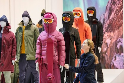 For 50 years, ISPO Munich offers an annual preview of the latest sports highlights. (c) 2019 Image credit: Messe München