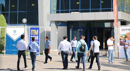 ITM 2018 promotion at CAITME (c) 2017 ITM