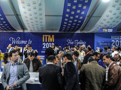 ITM 2018 gathered together more almost 60.000 people (c) 2020 ITM