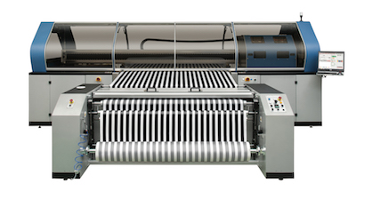 Digital textile printer Mimaki Tiger-1800B (c) 2018 Mimaki