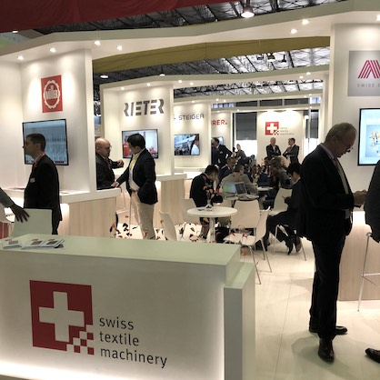First ITME Africa exhibition can build on the continent's development potential as a global apparel source (c) 2020 SWISSMEM