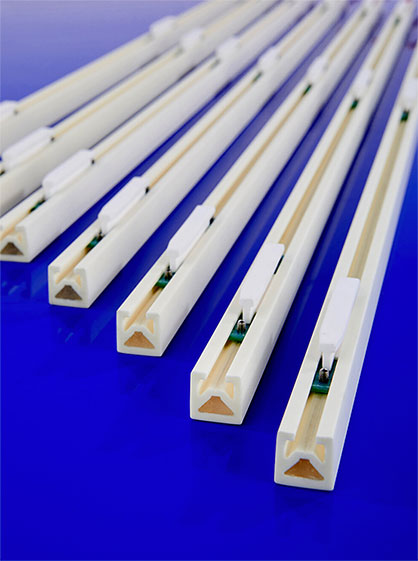 The CleanSpec electrode is tailored for high-quality, food-grade and clean room applications. (c) 2020 Baldwin