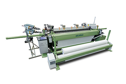 Today: Over 240 customers, almost 8,500 weaving machines shipped to date – DORNIER is a reliable partner for the American textile industry (c) 2018 Lindauer DORNIER