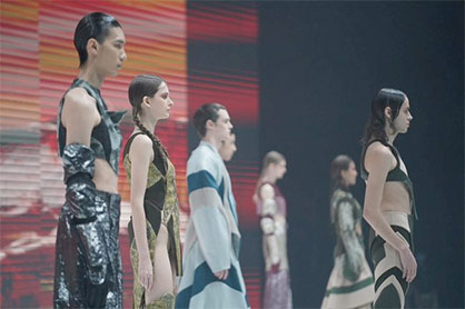 More than 20 fashion shows were held at CENTRESTAGE, including the Hong Kong Emerging Talents Show and Fashion Go Places. Multiple brands showcased their latest collections on stage. © 2021 HKTDC