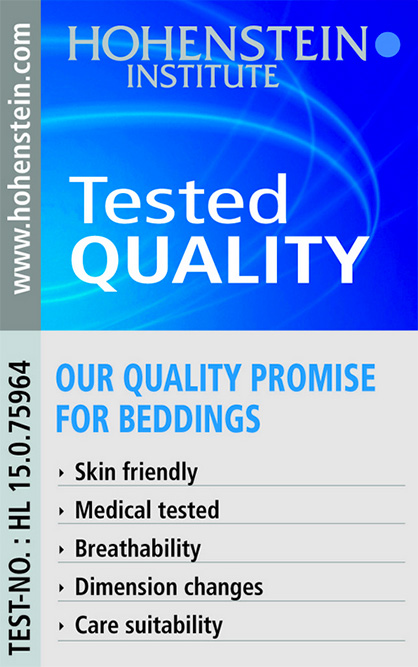 Pic: Hohenstein Quality Label
