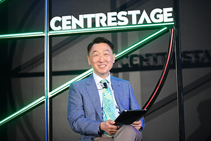 Speaking at today's CENTRESTAGE media preview, Benjamin Chau, Deputy Executive Director of the Hong Kong Trade Development Council, said CENTRESTAGE attracted brands from Cambodia, Sri Lanka, the Netherlands, Denmark and Turkey to participate for the first time (c) 2019 HKTDC