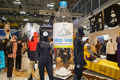 The industry is taking responsibility Image credit: ISPO
