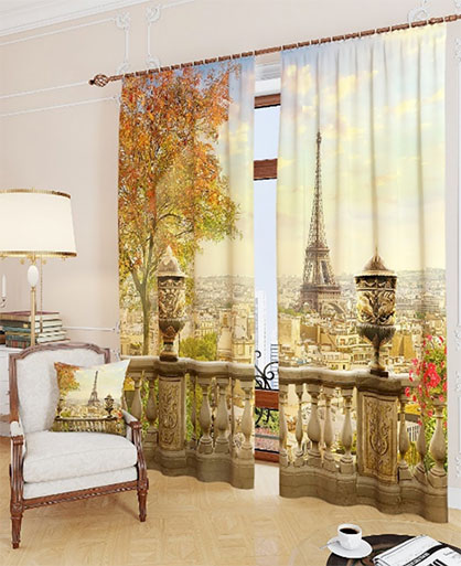 Thanks to its flexible production capabilities, TOMDOM can meet orders for curtains of any style and complexity with the upmost quality and all in a short timeframe © Mimaki