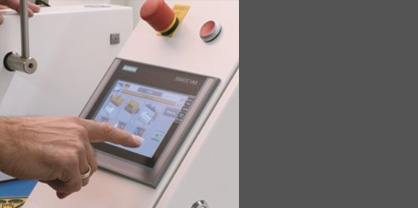 Operation using a touchscreen display has proven to be extremely intuitive.  © 2020 Neuenhauser