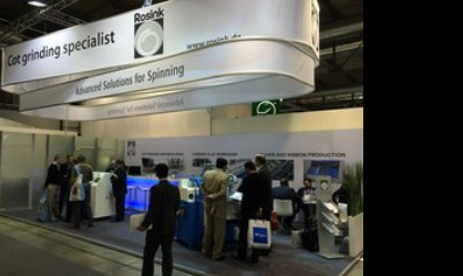 Since its presentation at ITMA 2015, the SZ2 service machine has made a name for itself in many countries.  © 2020 Neuenhauser