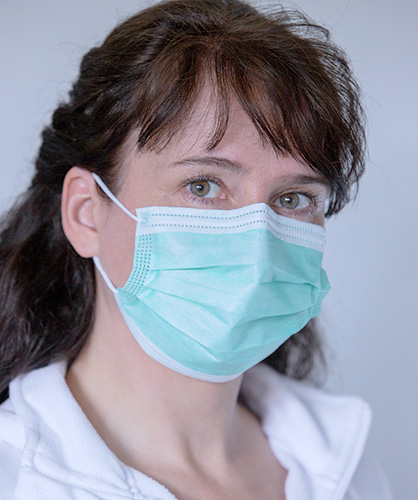 The capacities for respiratory masks available in Europe to date are predominantly manufactured on Oerlikon Nonwoven systems.  © 2020 Oerlikon