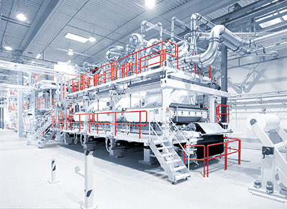 The Oerlikon Nonwoven spunbond technology, a highly competitive solution. (c) 2020 Oerlikon
