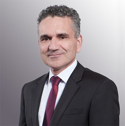 New Rieter CFO Kurt Ledermann (c) 2019 Rieter