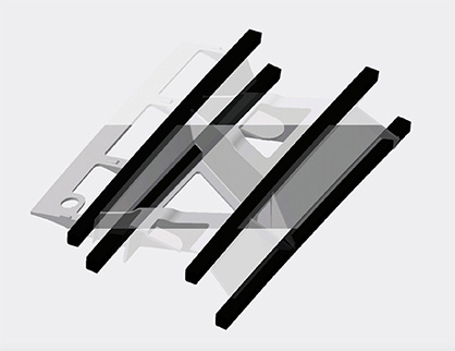 Thermoplastic carbon fiber profiles and tape of SGL Carbon (Source: Composites united)