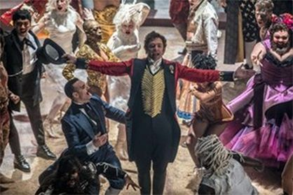Replica costumes to be used for release of the new film The Greatest Showman and will be on display at ideation 2017 (c) 2017 Gerber