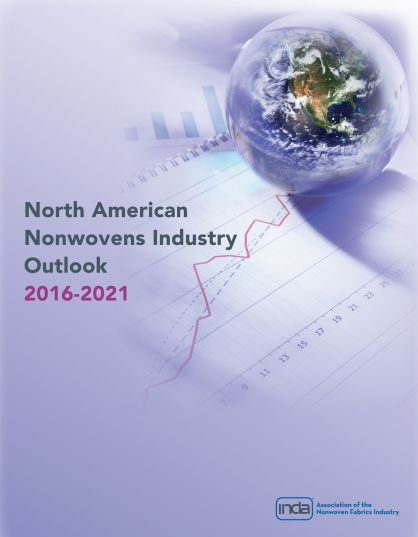 North American Nonwovens Industry Outlook Report (c) 2017 INDA