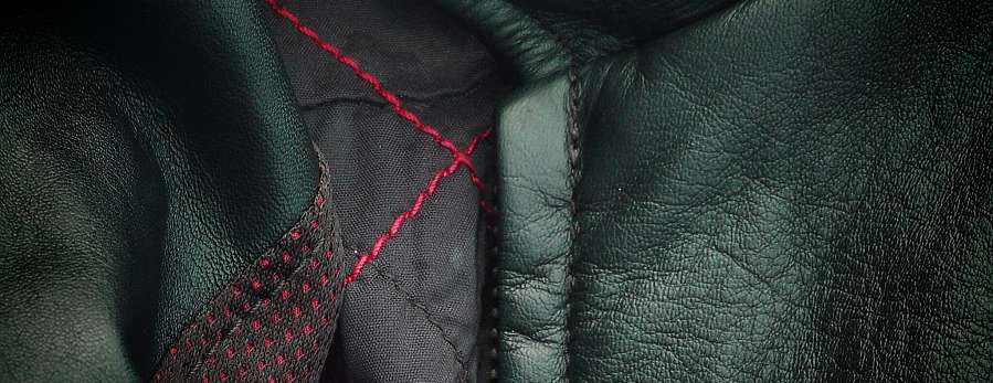 Kickstarter campaign for the world's first intelligent heated leather jacket
