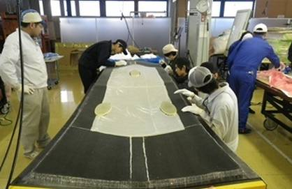 The Teijin Group is supplying the Kogakuin University Solar Team with a variety of high-performance materials (c) Teijin Group