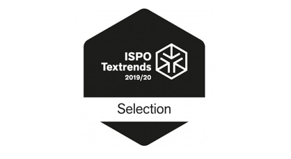 Archroma's EarthColors have been selected for the ISPO Textrends Forum for Fall/Winter 2019/20, Eco Era category, by an independent jury of textile experts. The ISPO Textrends Eco Era features innovations with a strong sustainability element. (Photo: ISPO)
