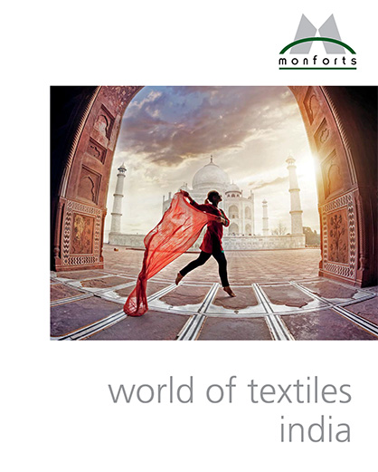 Pic: New Monforts World of Textiles India Magazin